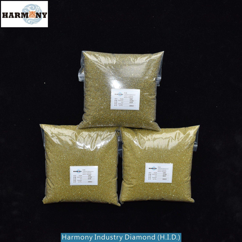 Micron del diamante & polvere sintetici industriali della maglia