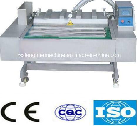 최신 Sell Full Automatic Continuous Vacuum Sealer 또는 Vacuum Packaging Machine