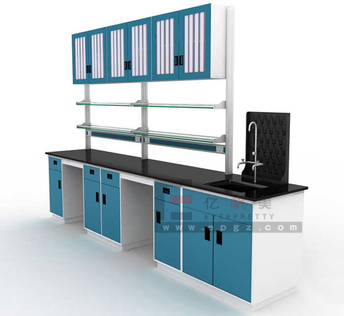 Foto de Laboratorio de Biología profesional Conjunto de muebles de ...