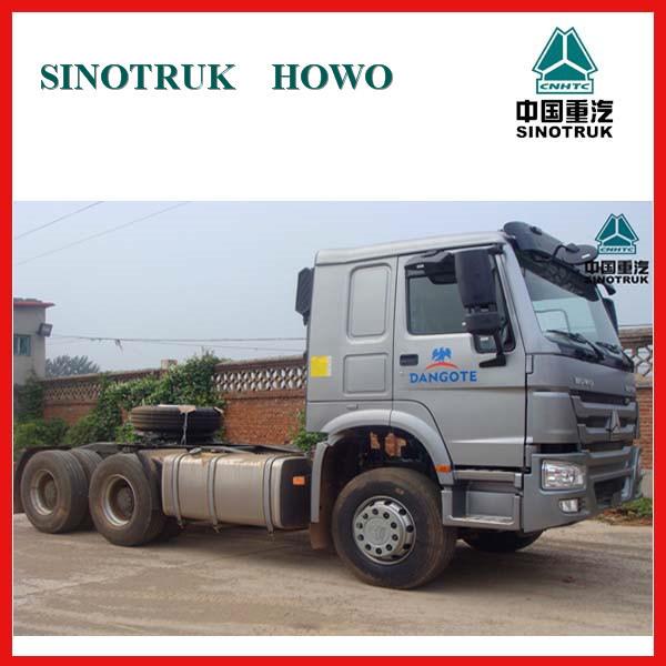 HOWO 6x4 トラクタートラック