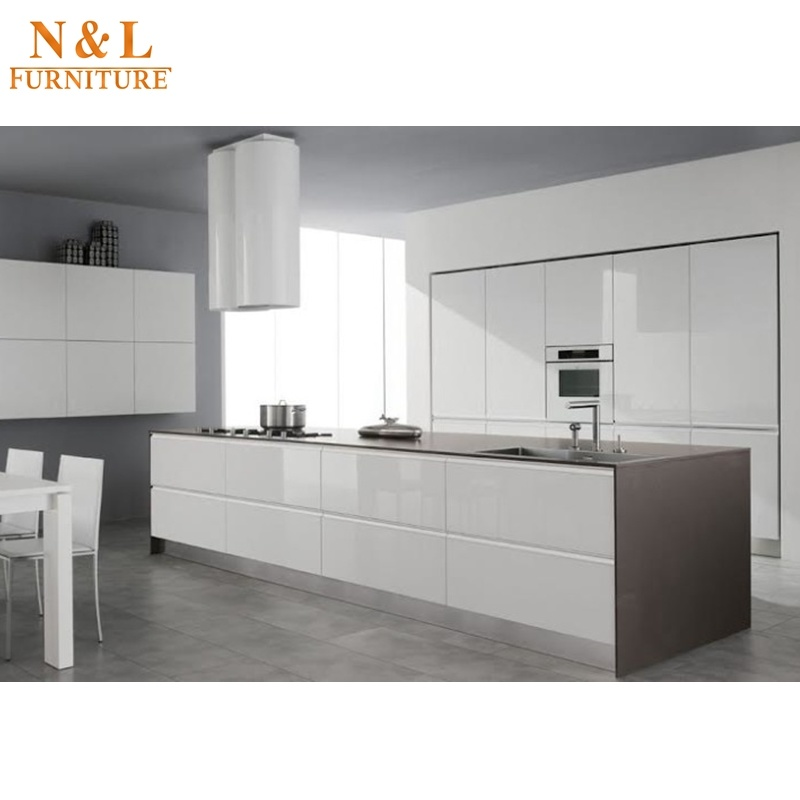 Foto de Venta caliente de moderno diseño de muebles de cocina de ...