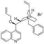 OアリルN Benzylcinchondinium臭化物158195-40-5