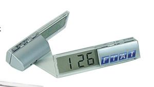 Mini horloge LCD/KC-2040