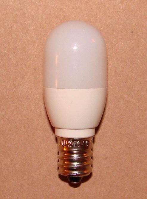 Bombilla LED E14.