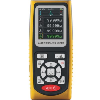 レーザーの間隔の計量器Ht40d