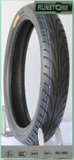 Patrón hermoso neumático de moto