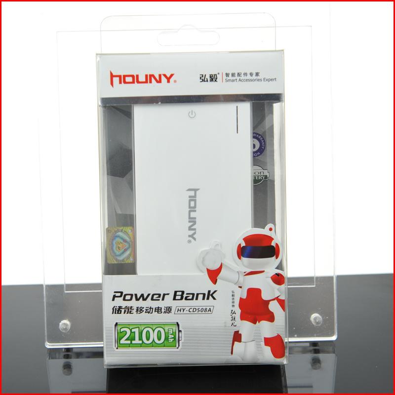 Neue tragbare 7800mAh Power Bank/Mobile Power Bank 2100mAh Recharger Power