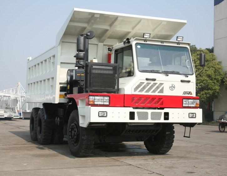 鉱山のダンプトラック(Weichai; 6*4) (YZT3860)
