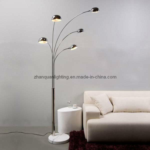 Lampada di pavimento del metallo (F51 8846)