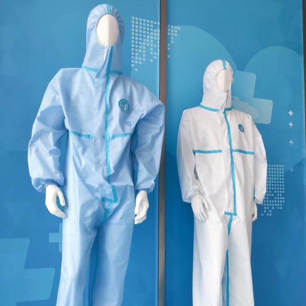Traje de protección quirúrgica