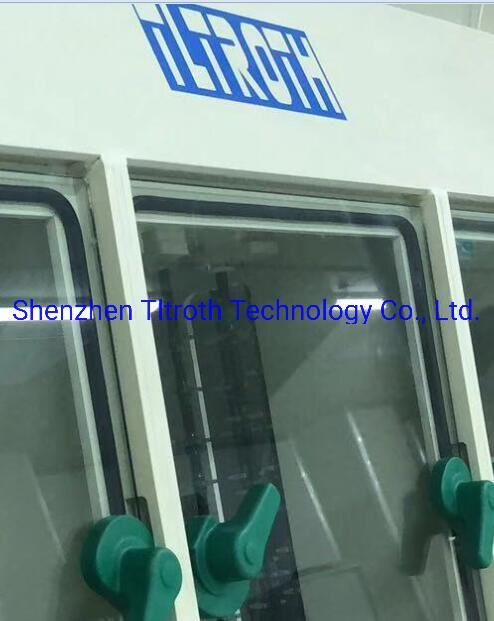 Macchina automatica di pulizia del cassetto del pulitore del contenitore di cassetto della macchina di spolverata del cassetto della fabbrica di rimozione di polvere di Rinser Cina del pulitore automatico per la linea di produzione del cassetto