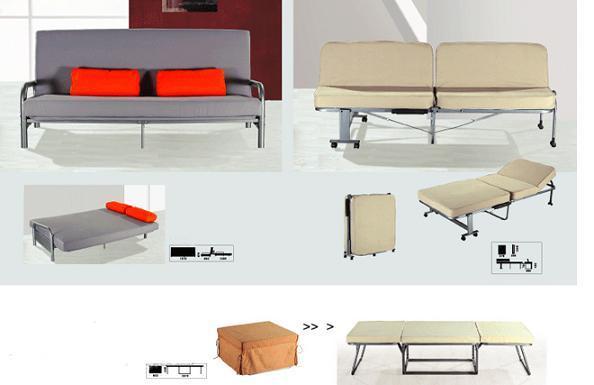 Кровати в сложенном виде (008)