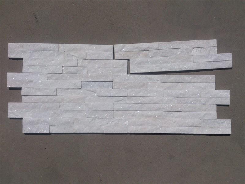 Amato Pietra bianca della pila dei pannelli di rivestimento della parete  VX49
