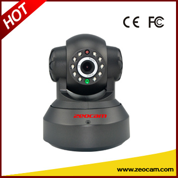 2014best Sale H. 264 720p Megapixel Wireless IP Camera, Robot Camera IP Camera, Nachtsicht Infrared Camera Zai205W IP-Wireless