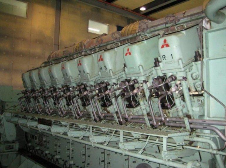 발전기 (18KU30A)