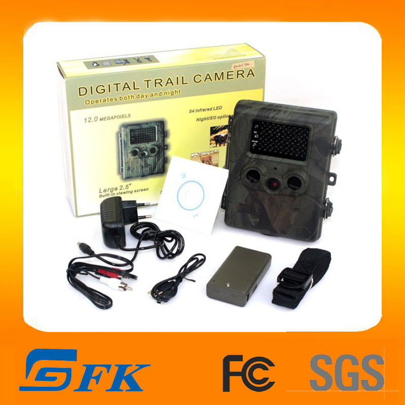Digitale camera voor het verkennen van HD-video's voor buitensport 940nm (HT-00A2)