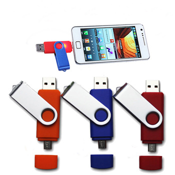 Mobile PhoneのためのOTG USB Flash Drive