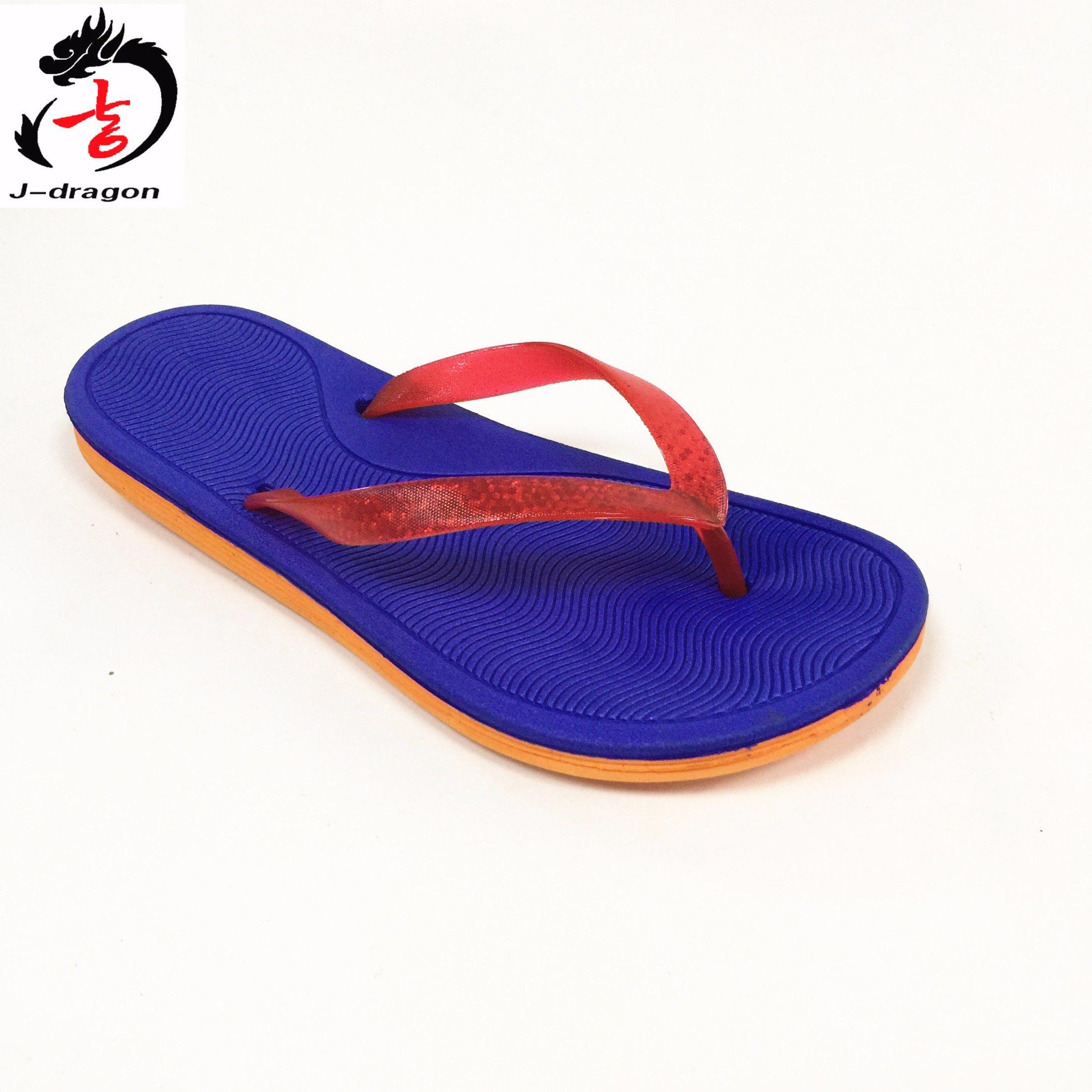 MD coloridas sandalias para hombres