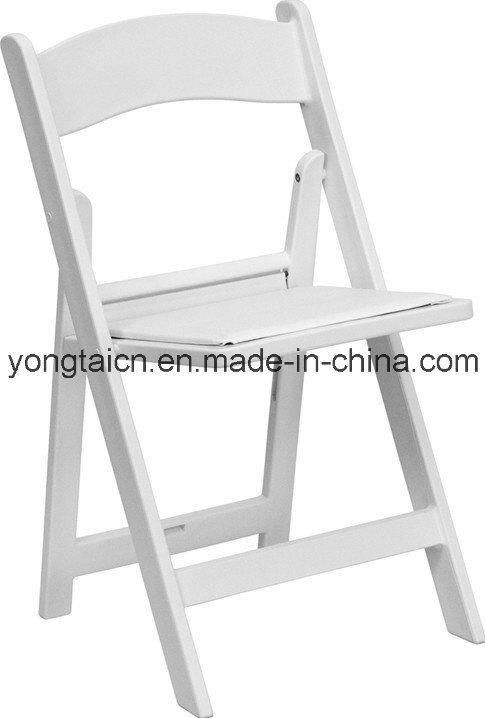 Foto de Resina blanca silla plegable para Comedor en es.Made-in ...