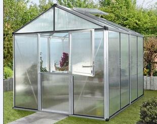 Венло стекла крыши парниковых коммерческих зеленый дом производителя