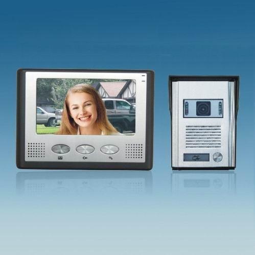 Vidéo couleur 7 pouces Téléphone mains libres porte système Intercom  (RL-037) –Vidéo couleur 7 pouces Téléphone mains libres porte système  Intercom (RL-037) ... ead9f23382b1