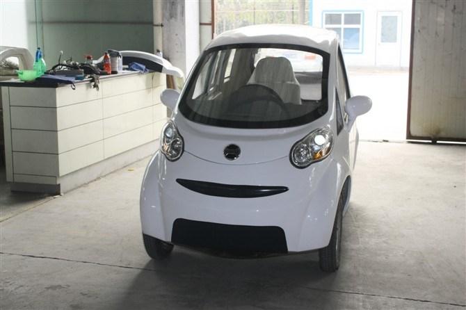 Elektrische auto - Micro EV