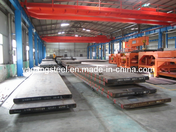 Pour les moules et les organes de l'acier pour les matières plastiques 1.2311 1.2312