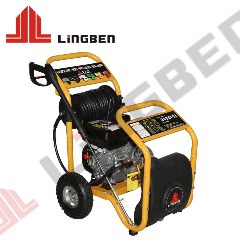Lifan 가솔린 휴대용 전력 상용 산업용 고압 자동차 기계 세탁용 세척제 와셔