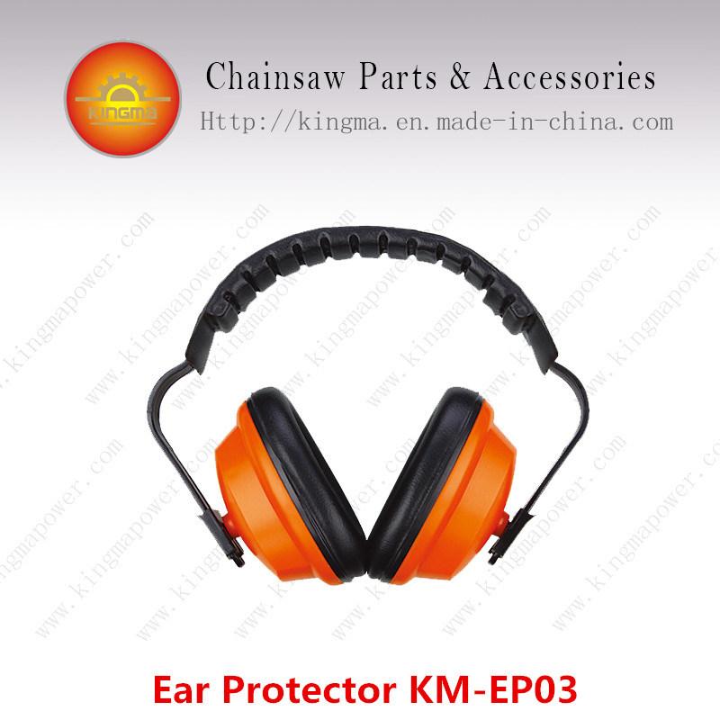 Kettingzaag oorbeschermer