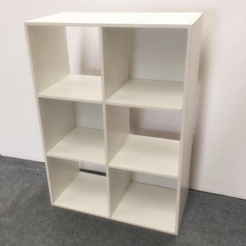 De moderne Boekenkast van 6 Kubus van Furnitures van de Slaapkamer ...