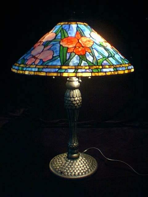 Lámpara Tiffany(JH-507)