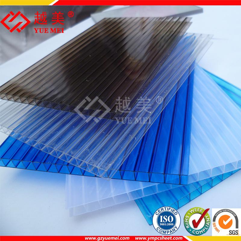 pc en polycarbonate transparent de couleur uv de toiture prix feuille creux pc en polycarbonate. Black Bedroom Furniture Sets. Home Design Ideas