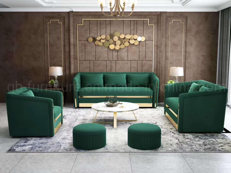 2019 Nouveau salon moderne canapé en tissu photo sur fr.Made-in ...