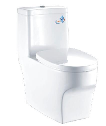 Siphonic 화장실