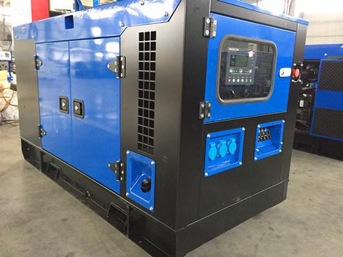 OEMの工場価格のYufaの高品質のディーゼル発電機セットとの無声発電機セットの低価格