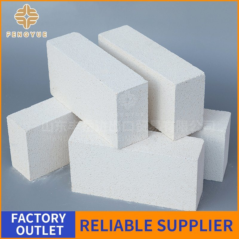 prix d'usine JM23 JM26 JM28 JM30 isolant en briques isolantes Mullite de brique d'incendie
