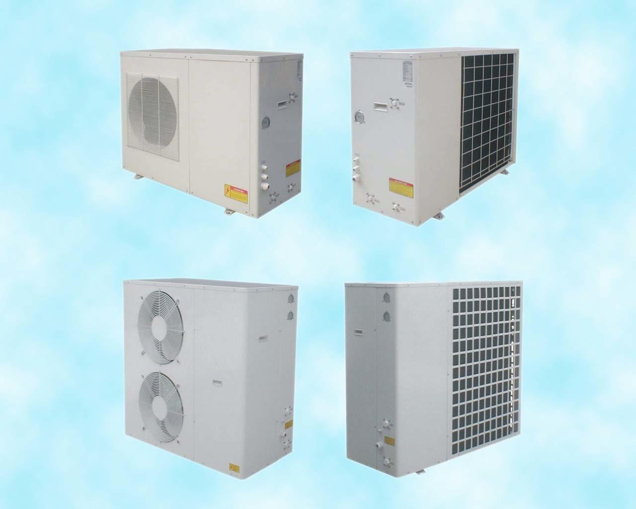 DC INVERTER refroidisseur à eau (R410A)