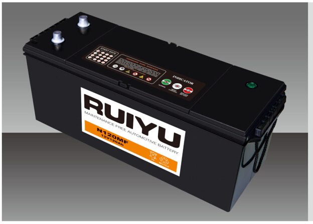 Ns150 Mf---145f51 Mf--12V-135ah/Japão Standard/Baterias Automático