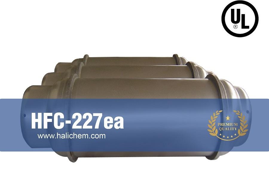 В списке UL HFC227EA