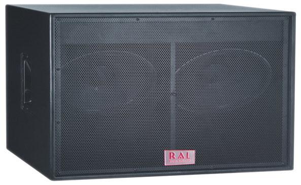 Alto-falante de áudio profissional RAl RS 3328