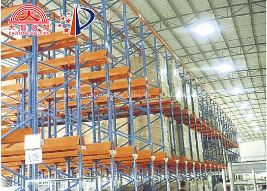 La alta calidad de Metal industrial nave industrial Anticorrosiva Puerta Palete para soluciones de almacenamiento