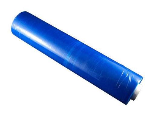 投げる青いLLDPEパレット覆いのプラスチックPEのストレッチ・フィルム