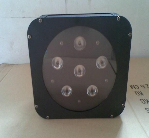 El equipo de fase/Top 5*10W 4-en-1 RGBW Magic LED plana de la etapa de Luz PAR/LED PAR (LP048d)