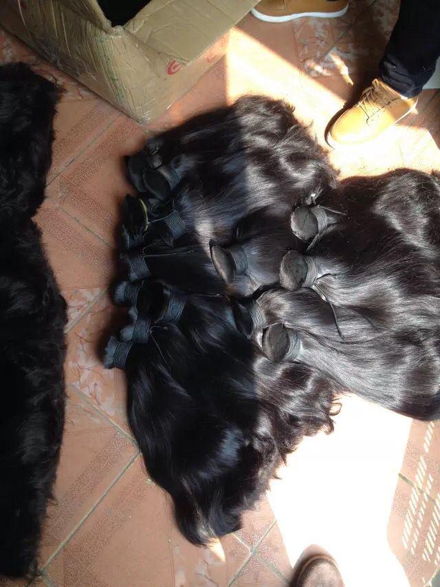 Rimontaggio europeo naturale basso di seta dei capelli dei capelli diplomato Ce