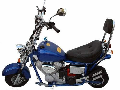 Mini-Harley vespa (TY-S601)