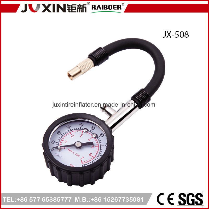 Medidor de Pressão do pneu para carro de Pressão de Ar de Precisão do Medidor de Pressão dos Pneus