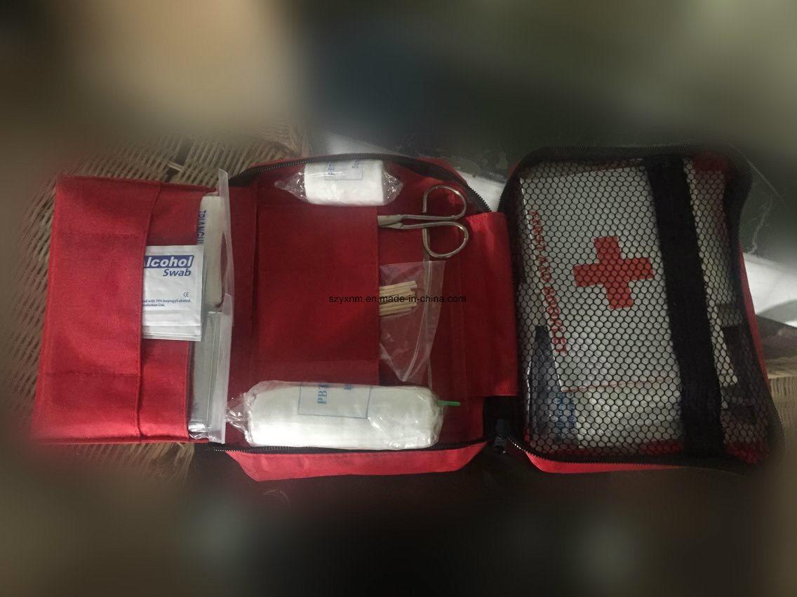 Mayorista de auto OEM Disponible Kit de Primeros Auxilios para situaciones de emergencia-2