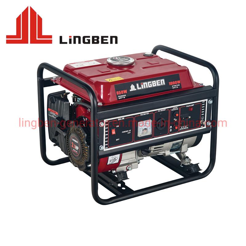 7 kw 7,5 kW 8 kw 9 kVA 10 kVA 15 pk kleine vermogensmotor elektrisch Omvormer draagbare benzine-generator