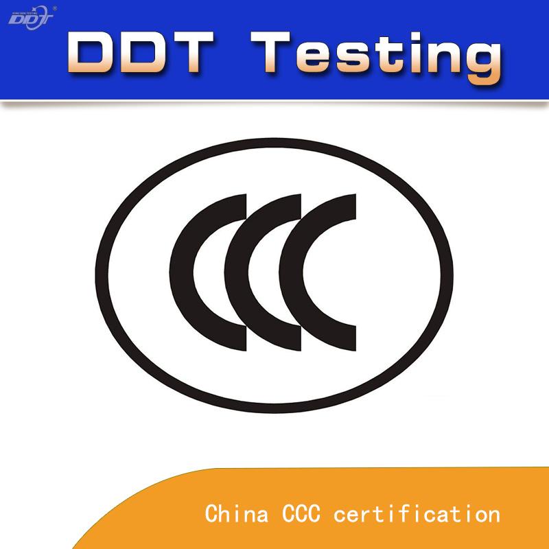 CCC Test en Certification Service van China voor Power Adapter