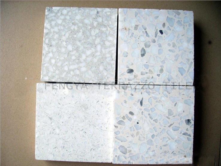 Azulejo de suelo del terrazo del adoqu n de fullboday - Adoquin de piedra ...